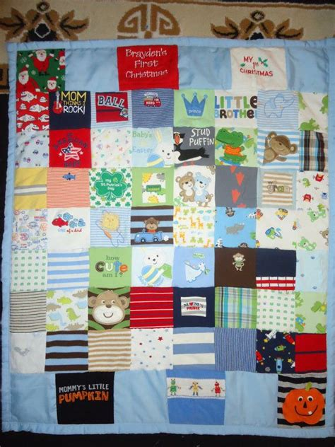 Turn Baby Clothes Into Quilt by 18 Best Images About Kid S Quilt Ideas On
