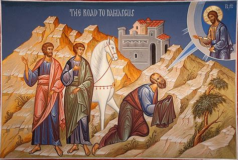 jesus the lord according to paul the apostle a concise introduction books st paul on road to damascus flickr photo