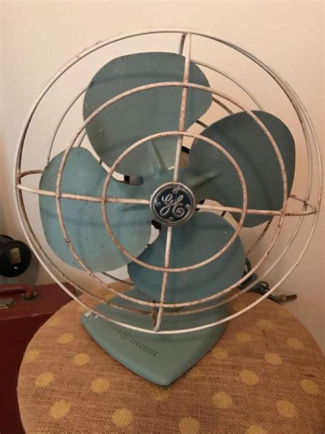 vintage fans for sale vintage ge oscillating fan for sale classifieds