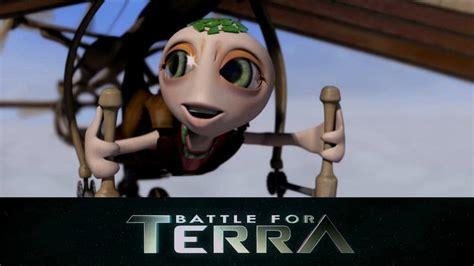 battle for terra 2007 دانلود انیمیشن battle for terra 2007