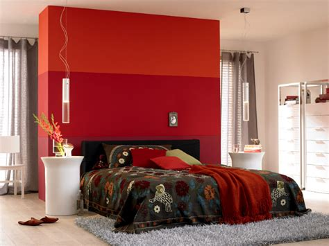 red paint for bedroom 10 reasons to decorate your home with bold colors 24 pics