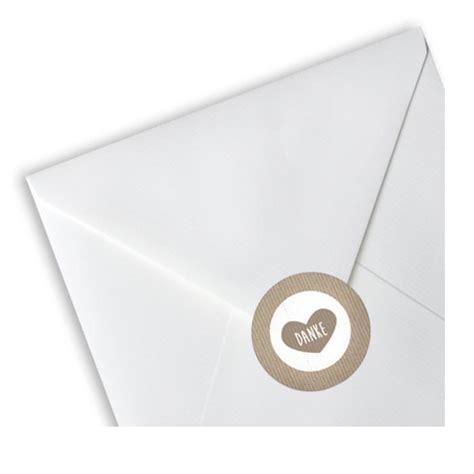 Aufkleber Briefumschlag Hochzeit by Runder Hochzeitsaufkleber Im Vintage Packpapierstil Mit