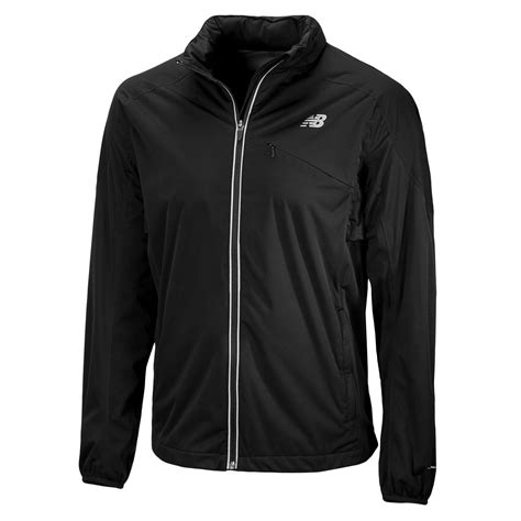 wiggle new balance impact jacket running waterproof jackets