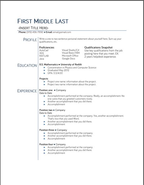 Resume Templates For Students by College Student Resume Templates Microsoft Word