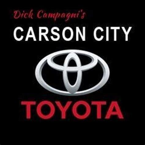 Carson Toyota Carson City Toyota Carsontoyota