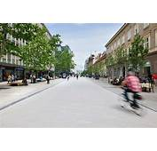 Slovenska Boulevard Shared Space 00 &171 Landscape