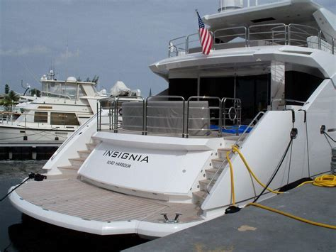hinckley yachts insignia 115 sunseeker 2015 for sale in fort lauderdale florida