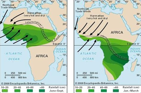 weather pattern history african monsoon www clivar org