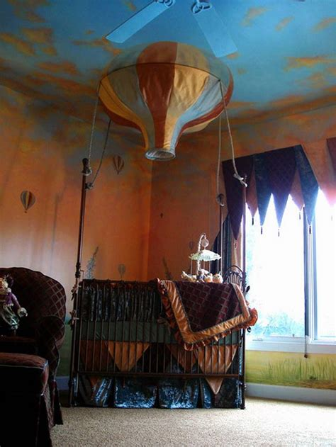 hot air balloon themed bedroom hot air balloon themed kids bedroom