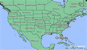 where is orlando fl where is orlando fl located in