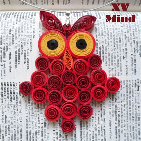 tutorial quilling gufo 270 best images about quilling on pinterest ontario