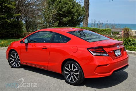 2014 honda civic ex 2014 honda civic ex l review web2carz