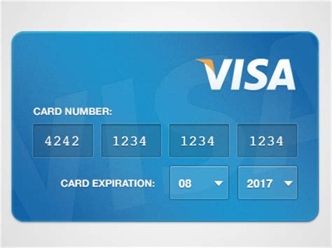 html input pattern credit card credit card input ui ux ui design and ui patterns