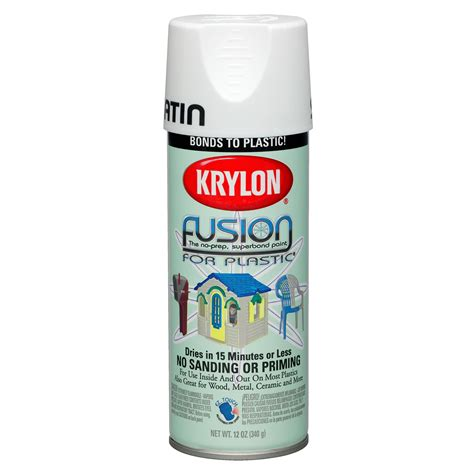 home depot krylon paint how does spray paint take to on metal how