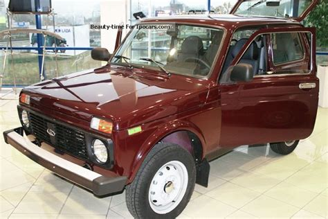 Lada Niva 2014 2014 Lada Niva Car Photo And Specs