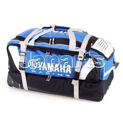 Tas Motor Racing accessoires gt bagage gt trolley s gt yamaha racing gear tas