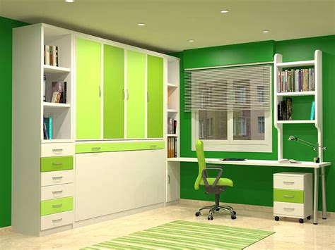 habitaciones juveniles camas abatibles camas abatibles plegables individuales horizontales de 90cm