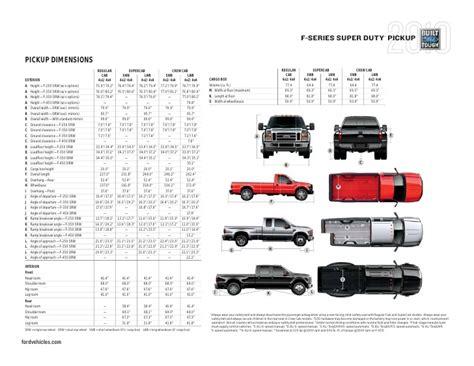 Truck Bed Dimensions by Bed Truck Dimensions Atamu