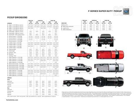 standard truck bed size long bed pickup truck dimensions atamu