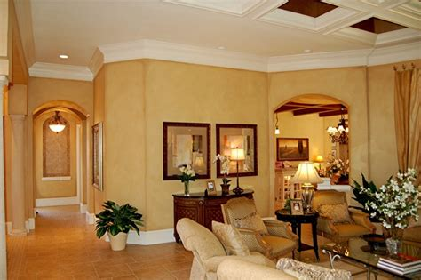 best paint finish for living room faux finish mediterranean living room ta by