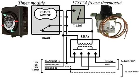 intermatic timer wiring diagram wiring diagram and