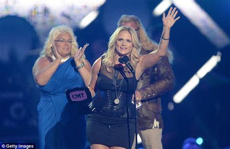 country music awards 2013 uk tv miranda lambert shocks in a dominatrix inspired look at