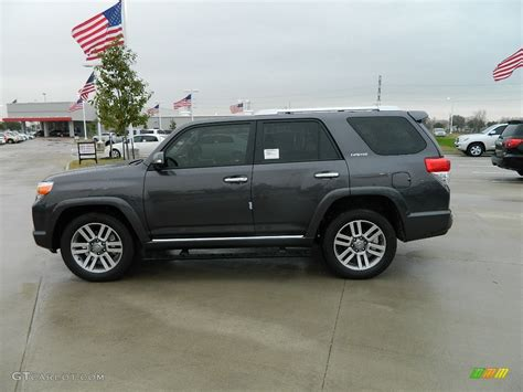 magnetic gray magnetic gray metallic 2012 toyota 4runner limited exterior photo 60168111 gtcarlot