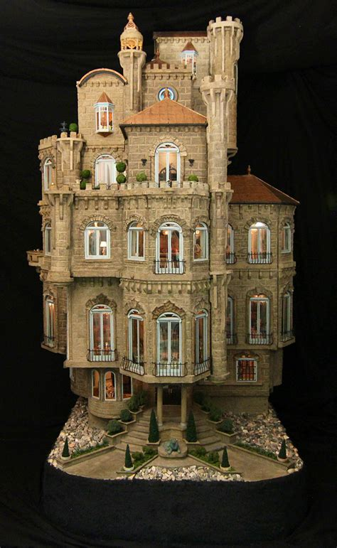 doll house castle see an 8 5 million dollhouse at shops of columbus circle nymetroparents