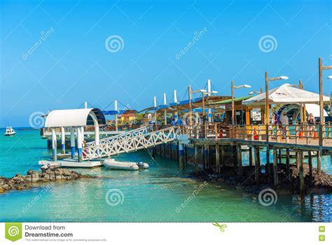 ucsc housing login pier in puerto ayora santa cruz island the galapagos
