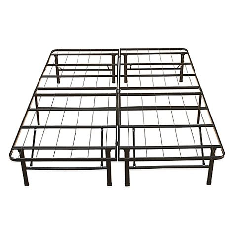 Platform Bed Metal Frame E Rest Metal Platform Bed Frame Bed Bath Beyond