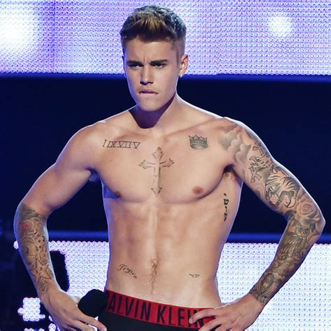 Detox Drag Pec by 21 Or More Times Justin Bieber S Calvin Klein Ads Got