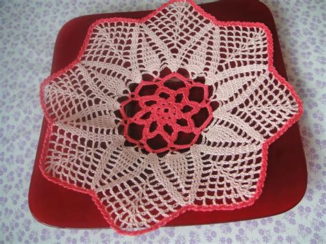Modele De Napperon Au Crochet Avec Explication