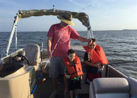 pontoon boat rental corolla nc outer banks tours lessons and rentals village realty
