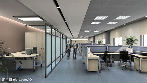 办公室设计图 室内设计 环境设计 设计图库 昵图网nipic com