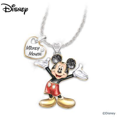 Disney Mickey Necklace Kalung disney magic in motion mickey mouse pendant necklace