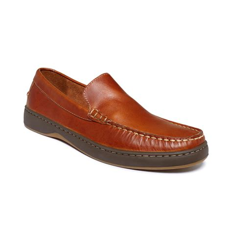 sperry top sider loafer sperry top sider front venetian loafers in brown