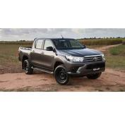 2016 Toyota HiLux Pricing And Specifications  Photos 1 Of 80