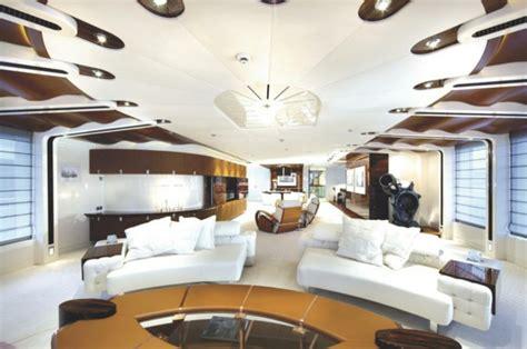 innenausstattung wohnzimmer die luxuri 246 se innenausstattung der yacht quot vive la vie quot