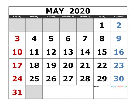 printable calendar template excel  image  edition  printable