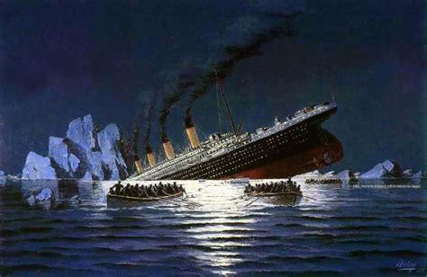 fotos reales del titanic bajo el agua titanic para torpes o c 243 mo entender la f 237 sica del