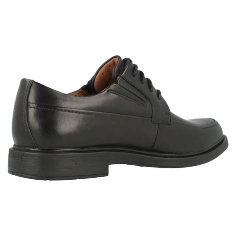 mens clarks active air formal lace up shoes drexlar time