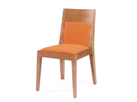 Dinette Chairs Cagliari Hardwood Orange Microfiber Contemporary Dining