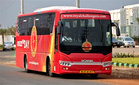 scania india scania in the indian premier league limelight scania