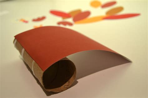 Make Your Own Toilet Paper - printable activity for create your own turkey