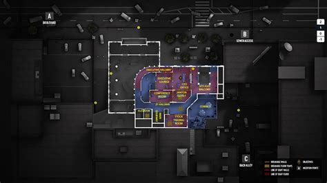 Farm Floor Plans by Tom Clancy S Rainbow Six Siege Where Are All The Callouts