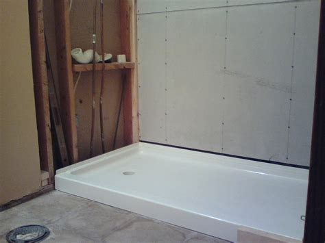 shower base to replace bathtub converting a bath tub to a walk in shower
