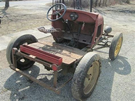 knickerbocker doodlebug 17 best images about doodlebug tractors on