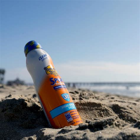 banana boat sunscreen coral reef hawaii moves to ban anti green sunscreen outside online