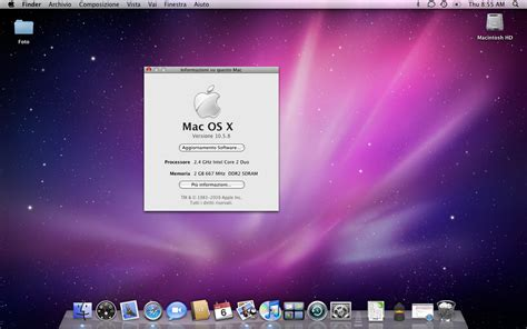 Apple Mac Os X file mac os x 10 5 8 png