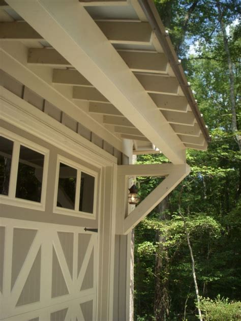 Rafters For Shed Roof by Shed Roof Detail On Five Forks Stock Plan Designed By